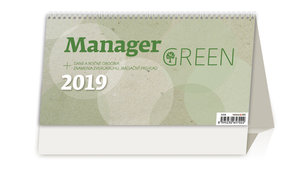 Kal.Manager Green S358-19